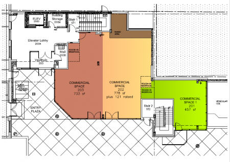 Commercial page image  floor layout