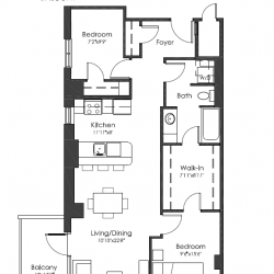 Residential page unit layout 01